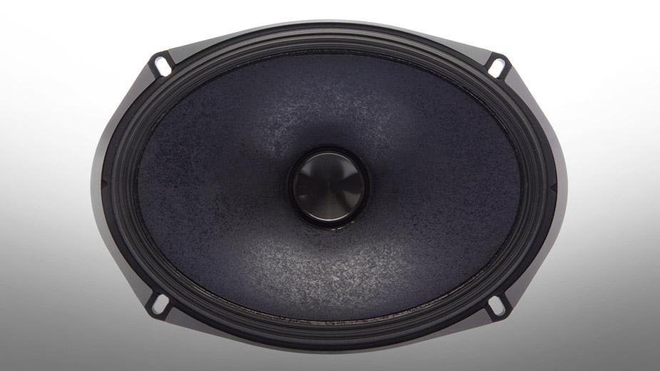 Alpine Sound ID - X-Series Speaker X-S69C