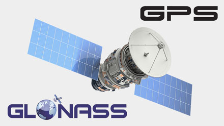 GPS and Glonass Compatible - INE-W710DC