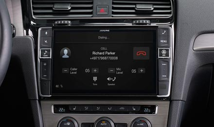 Golf 7 - Built-in Bluetooth® Technology - i902D-G7